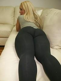 ass porn Big spandex